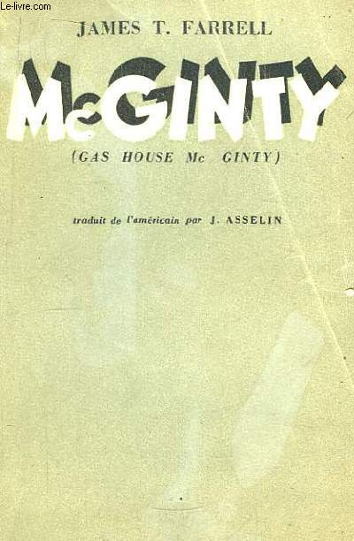 Mac Ginty (Gas-House Mc Ginty)