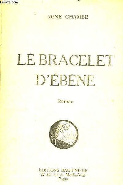 Le Bracelet d'Ebène.