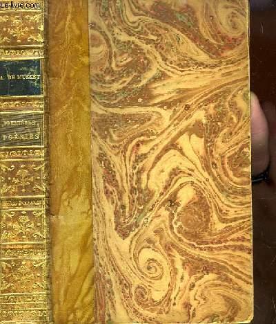 Oeuvres complètes de Alfred de Musset. TOME 1 : Premières poésies 1829 - 1835. Contes d'Espagne et d'Italie - Spectacle dans un fauteuil - Namouna.