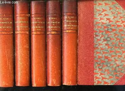 Les Semailles et les Moissons. En 5 volumes