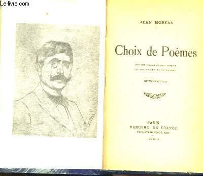 Choix de Poèmes.