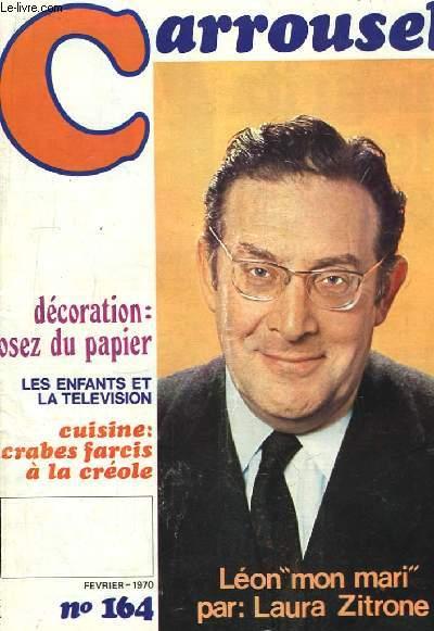 Carrousel N°164 : Léon
