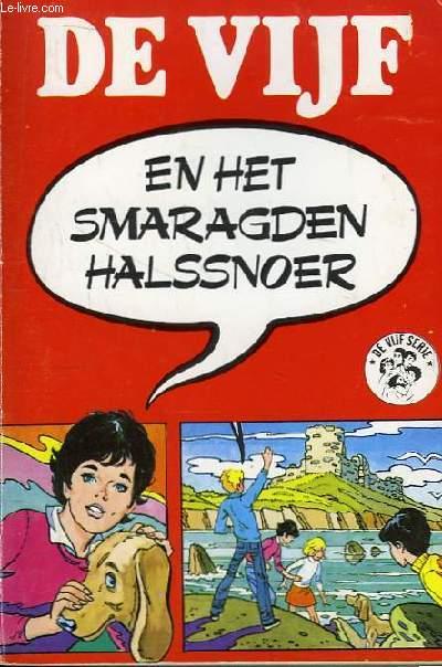 De Vijf En Het Smaragde Halssnoer.