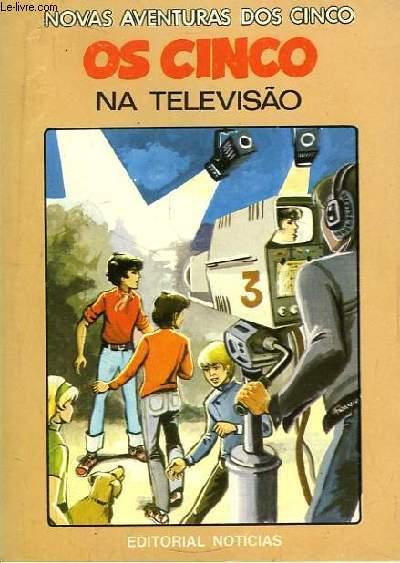 Os Cinco Na Televisao.