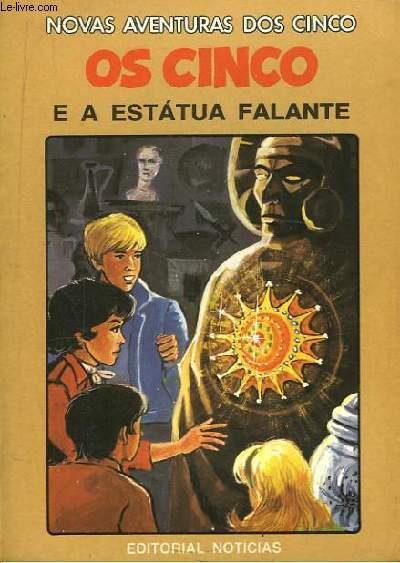 Os Cinco e a Estatua Falante.