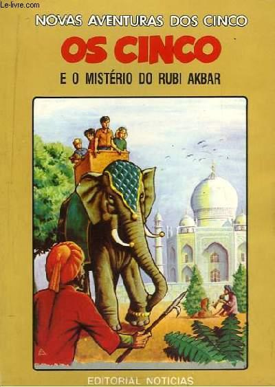 Os Cinco eo Misterio Do Rubi Akbar.