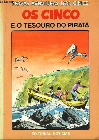 Os Cinco e o Tesouro DO Pirata.