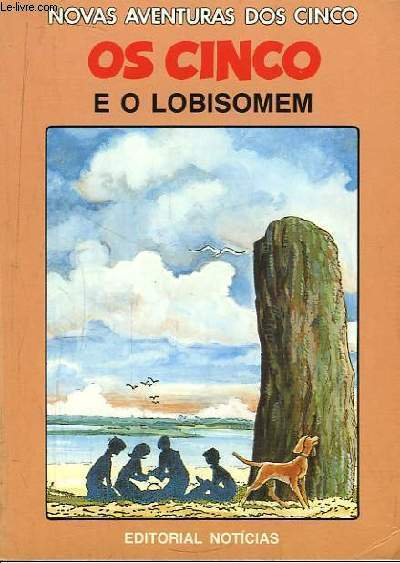 Os Cinco e o Lobisomem.