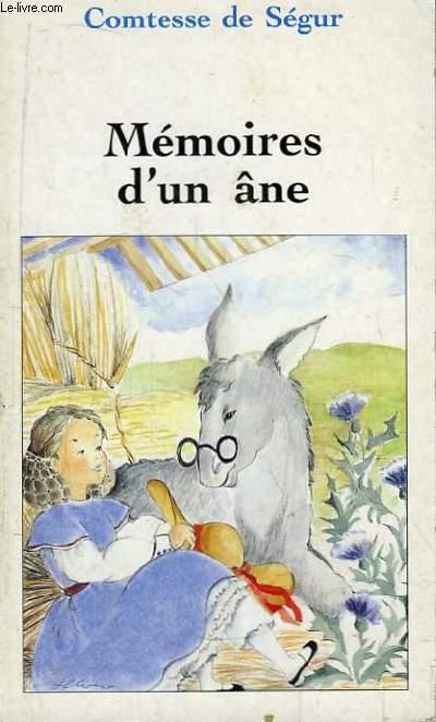 Mémoires d'un âne.
