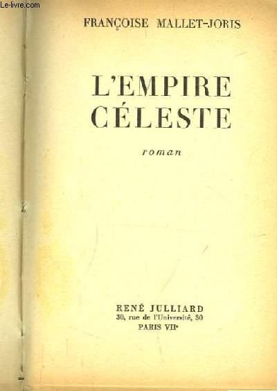 L'Empire Céleste.