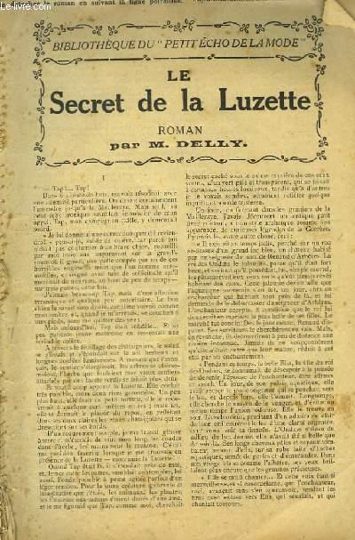Le Secret de la Luzette.