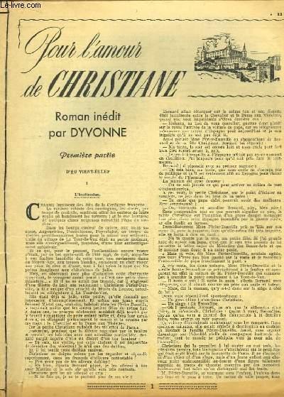 Pour l'Amour de Christiane