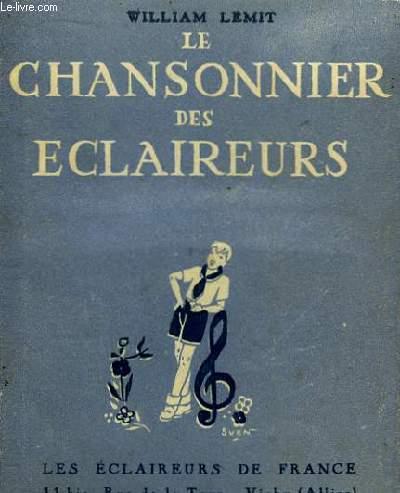 Le Chansonnier des Eclaireurs.