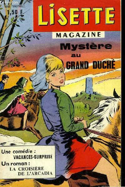 Lisette Magazine N°XXXI : Mystère au Grand Duché.