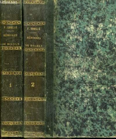 Les Mémoires du Diable. En 2 volumes.