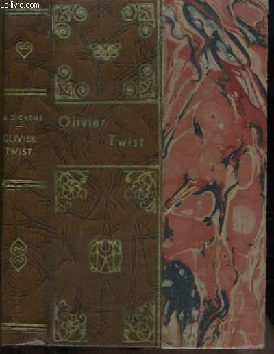 Olivier Twist. Adapté par Ernest Jaubert
