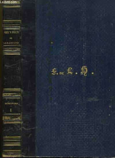 Oeuvres de M. de Lamartine. TOME 3 : Harmonies Poétiques et Religieuses. Livres I, II, III