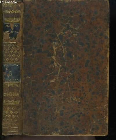 Oeuvres Complètes de Mme Riccoboni. TOME 5 : Notice sur Mme Riccoboni - L'Enfant Trouvé - La Façon de le fixer - Il est possédé.