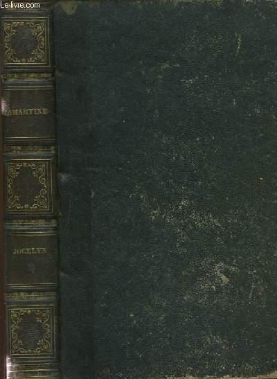 Oeuvres de M.A. Lamartine. Jocelyn, épisode. TOME 2