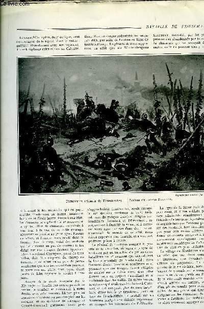 Histoire Générale de la Guerre Franco-Allemande (1870 - 1871). Fascicule n°6 : Bataille de Froeschwiller - Retraites sur Chalons (à suivre)