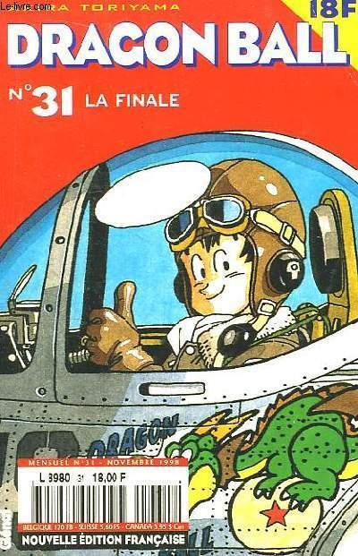 Dragon Ball N°31 : La Finale