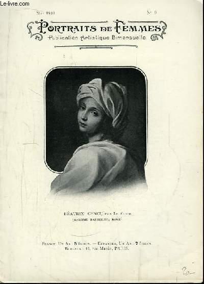 Portraits de Femmes N°9 : Béatrix Cenci