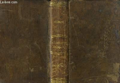 Dictionnaire de Vocabulaire Français.
