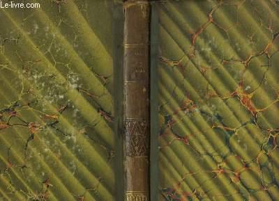 Oeuvres de Charles Nodier. Smarra, Trilby, Mélanges. Hélène Gillet.