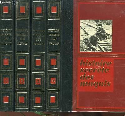 Histoire secrète des maquis. En 4 volumes.