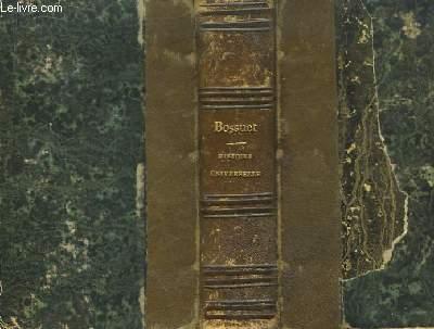 Discours sur l'Histoire Universelle. 2 TOMES en un seul volume.