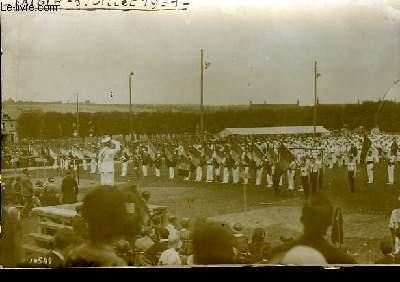 Photographie originale albuminée de Laigle, le 5 juillet 1931