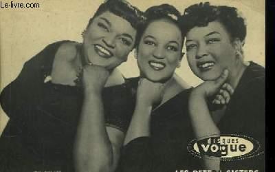 Photographie des Peters Sisters.