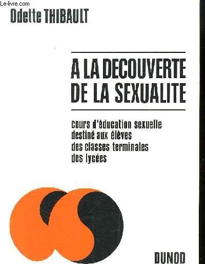 A la Découverte de la Sexualité.
