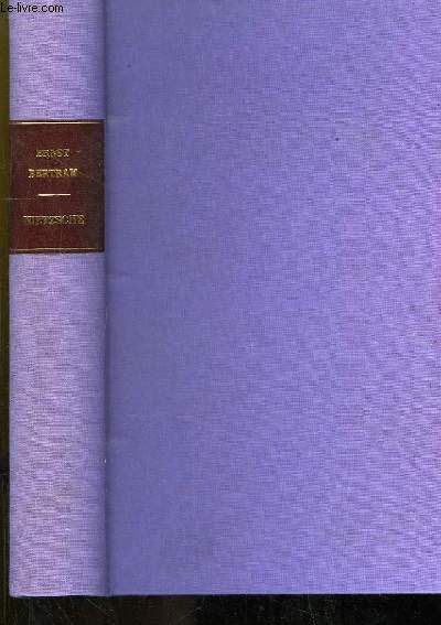 Nietzsche. Essai de Mythologie.
