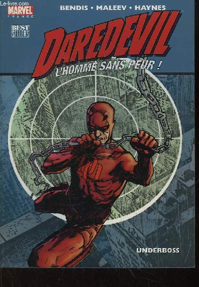 Daredevil. L'Homme sans peur. Underboss.