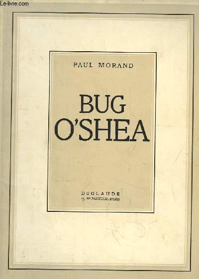 Bug O'Shea.
