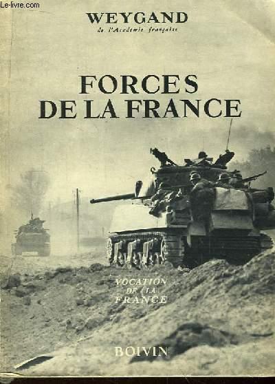 Forces de la France.