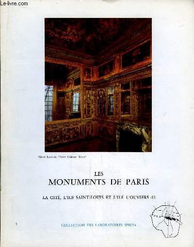 Les Monuments de Paris N°3 : La Cité, l'Ile Saint-Louis et l'Ile l'Ouviers, 2e partie.