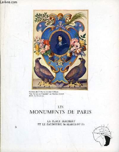Les Monuments de Paris N°26 : La Place Maubert et le Faubourg Saint-Marceau, 1e partie.