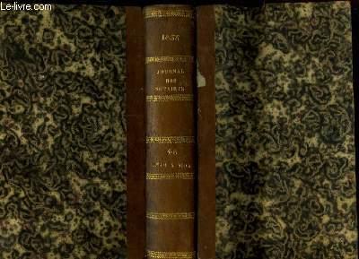 Journal des Notaires et des Avocats. TOMES 48 et 49 - Année 1835 : Art. 8740 à 9102.