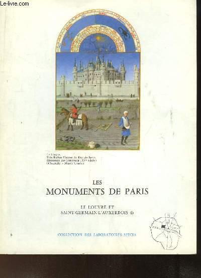 Les Monuments de Paris N°6 : Le Louvre et Saint-Germain-L'Auxerrois, 1e partie.