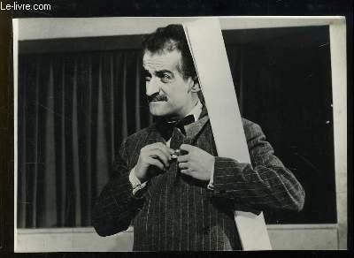 1 photographie de presse argentique, en noir et blanc, tir�e du film