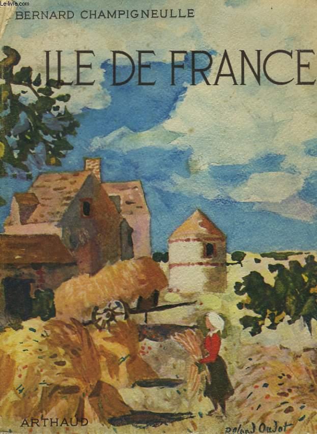 Ile-de-France.