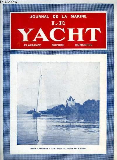 Journal de la Marine, Le Yacht. N°3049 - 70e année : Requin