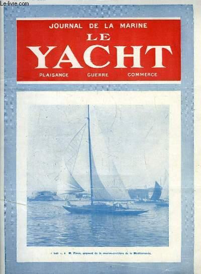 Journal de la Marine, Le Yacht. N°3087 - 71e année :