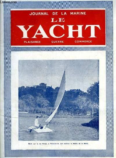 Journal de la Marine, Le Yacht. N°3107 - 71e année :