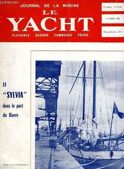 Journal de la Marine, Le Yacht. N°3196 - 73e année : Le