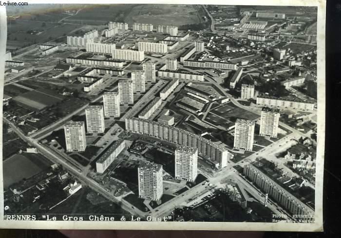 Une photographie originale argentique de Rennes