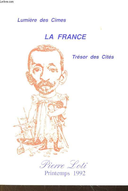 La France N°55 - 14e année : Lumière des Cimes, La France, Trésor des Cités.