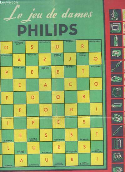Un  Jeu de Dames Philips